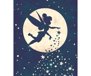 love it, tinker bell, and stars image