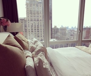 amazing, bed, and city image