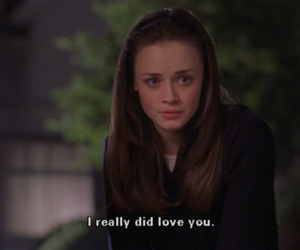 alexis bledel, dean, and gilmore girls image
