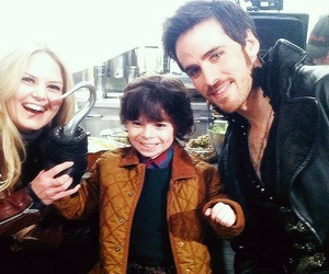 Jennifer Morrison, once upon a time, and roland image