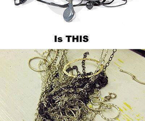 annoying, lol, and necklace image