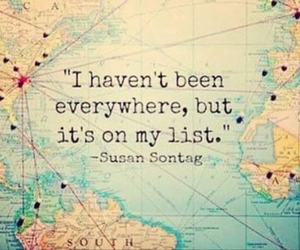 travel and susan sontag image