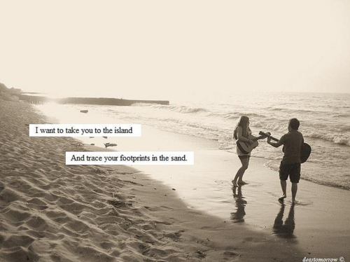 Awesome Footprints In The Sand Quotes