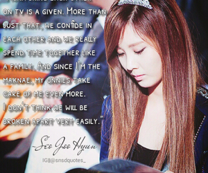 kpop, quotes, and snsd image