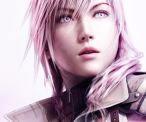 lightning, final fantasy xiii, and claire farron image