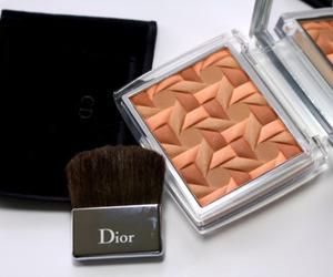dior, makeup, and cosmetics image