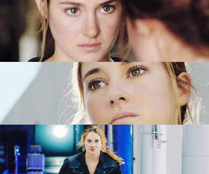 girl, movie, and divergent image