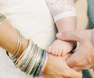 adorable, baby, and marriage image