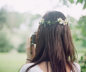 photography, vintage, and flowers image