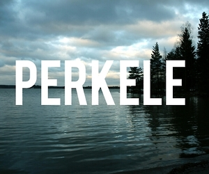 finnish, perkele, and text image