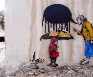 art, graffiti, and kids image