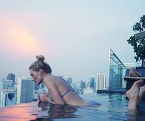 summer, bangkok, and beach image