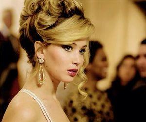 beauty and Jennifer Lawrence image