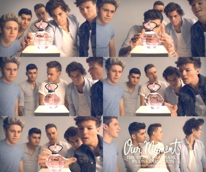 one direction, our moment, and niall horan image