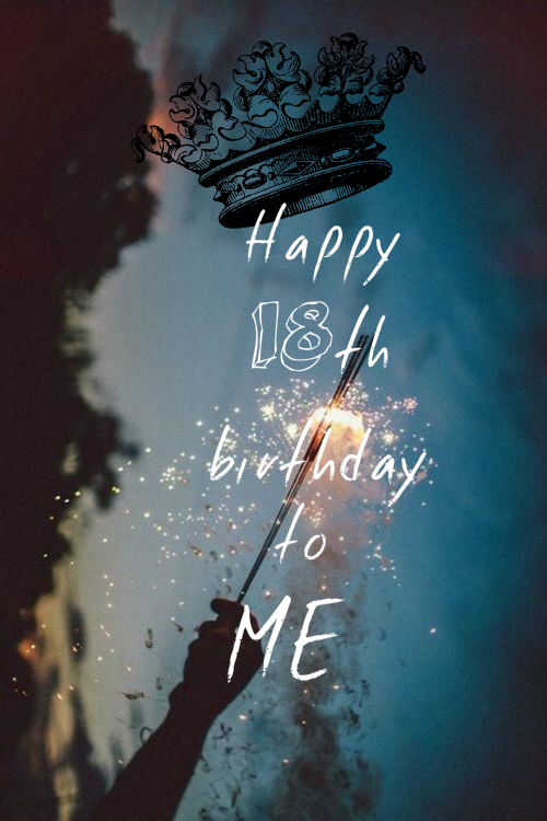 Remarkable Im 18 Years Old D On We Heart It Funny Birthday Cards Online Fluifree Goldxyz