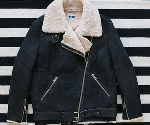 acne and jacket image
