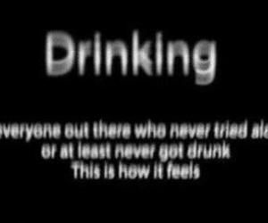 drinking, drunk, and alcohol image