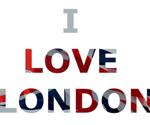 london, love, and uk image