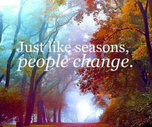season, people, and change image