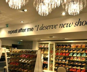 shoes, store, and newshoes image