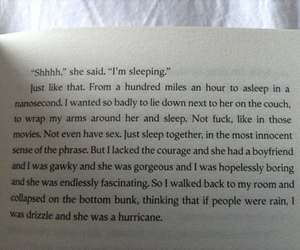 book, love, and looking for alaska image