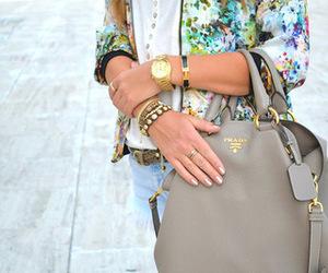 girly, moda, and Prada image