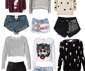 clothes, fashion, and look image
