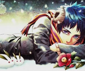 anime, kawai, and boy image