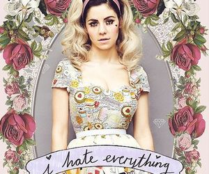 marina and the diamonds, marina, and hate image