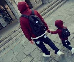 boy, swag, and son image