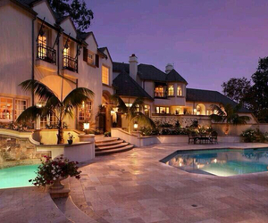 beautiful, dreamhouse, and mansion image
