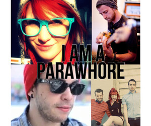 hayley, paramore, and taylor image