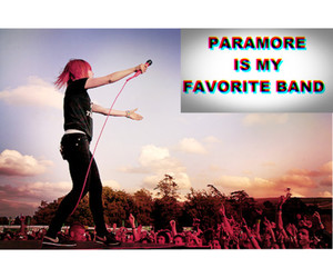 band, favorite, and hayley image