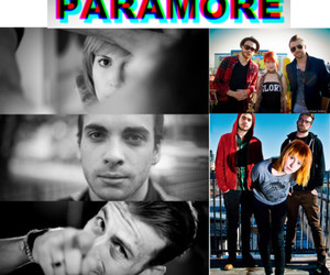 hayley, jeremy, and paramore image