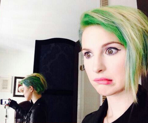 paramore, hayley williams, and green image
