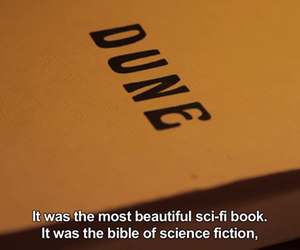 bible, dune, and jodorowsky image