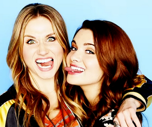 faking it, katie stevens, and amy raudenfeld image