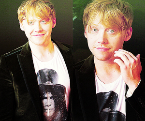 Guns N Roses, harry potter, and rupert grint image