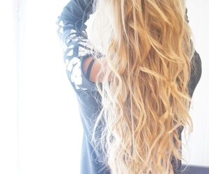 beauty, hair, and life image
