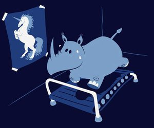 Dream, running, and funny image
