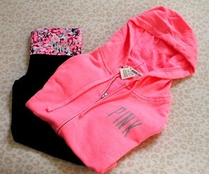 pink, Victoria's Secret, and vs pink image