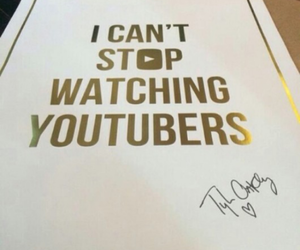 youtube, youtubers, and tylor image