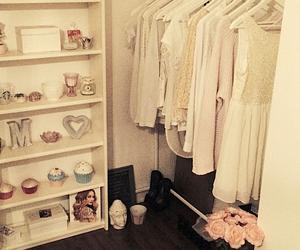 bedroom, details, and dress image
