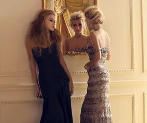 fashion, olsen, and dress image