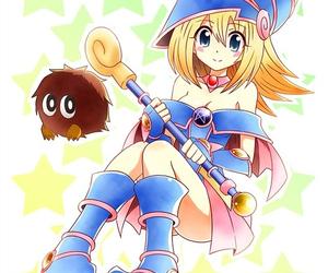 anime, kawaii, and yugioh image