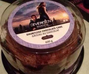 divergent, cake, and dauntless image