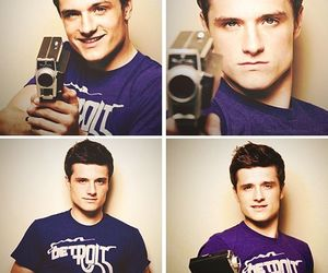 josh hutcherson, Hot, and sexy image
