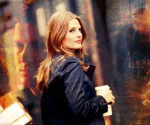 beckett, castle, and serie image