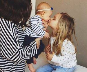 baby, girl, and lovely image