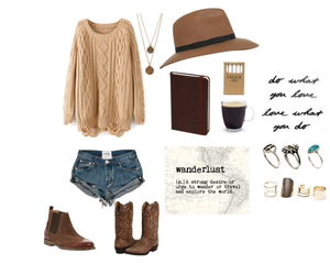 brown, clothes, and comfy image